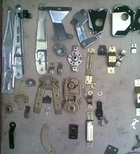 PRESSED STAMPING COMPONENTS