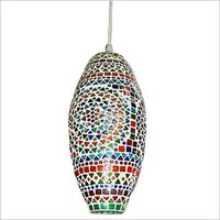 Decorative Multicolour Glass Hanging