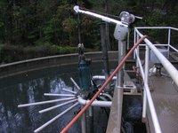 HURRICANE Submersible Aerator