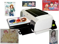 Textile Printer With Usb Or Ltp