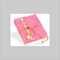 HAND MADE NOTE BOOKS