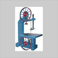 WOOD CUTTING VERTICAL BAND SAW MACHINE