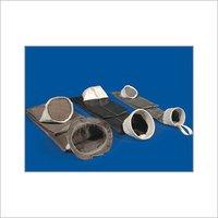 High Temperature Fiberglass Filter Bags