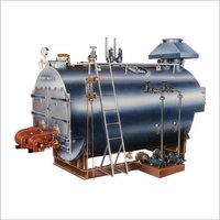 Double Furnace Liquid & Gas Fired Boiler