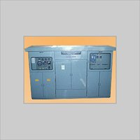Unitised Sub-Station With Cast Resin Transformer
