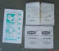 LATEX SURGICAL GLOVES STERILE