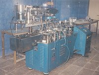 Automatic Online Plastic Refills Assembling Machine