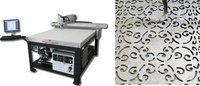 Textile and Fabric Laser Cutting Machine