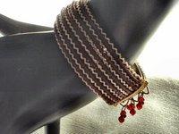 Beaded Ethnic Bracelet