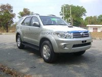 Toyota Fortuner LHD 2009