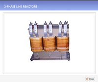 3 Phase Line Inductor
