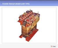 Dry Type Multitap Power Transformer