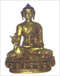 Handcrafted Antique Buddha Statue