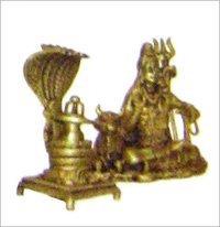 Handcrafted Antique Shivji Murti