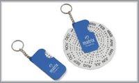 Pocket Keychain Cum Calender