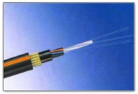 Self Supporting Metal Free Aerial Optical Fibre Cable