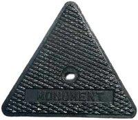 Fancy Triangular Cover