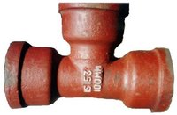 Cast Iron All Socketed Tee