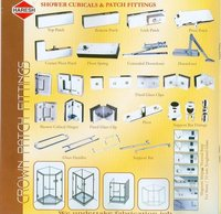 Shower Cubicle & Patch Fittings