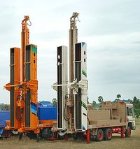 Water Well Autoloader Drilling Rig