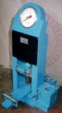 Pozzolana Cement Mortar Permeability Apparatus