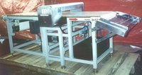 Unique Metal Detector Conveyor System