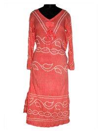 Designer Tie Dye Dress