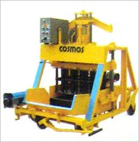 Hydraulic Concrete Block Laying Machine