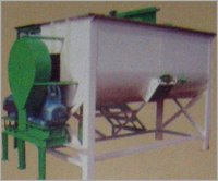 Ribbon Type Blender / Mixer