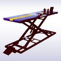 Two Wheeler Ramp Lift