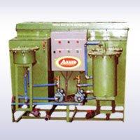 Water Recirculation System