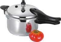 Stainless Steel Deluxe Pressure Cookers