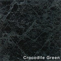 CROCODILE GREEN MARBLE