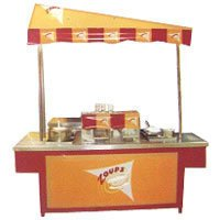 Sweet Corn Trolley