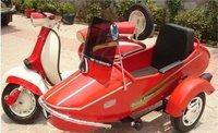 Vintage Model Side Car