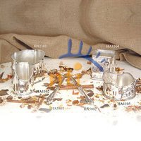 Silver Desk Accessories