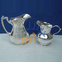Silver Plated Jugs