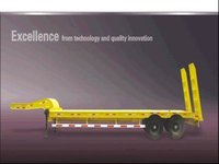 Low Platform Semi-Trailer