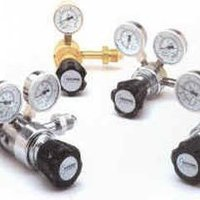 Speciality Gases Regulators