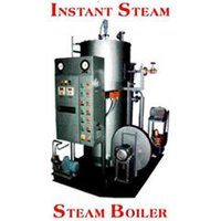 Industrial Steam Boilers