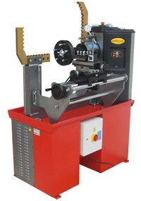 WHEEL RIM STRAIGHTENING MACHINE