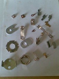 Press Parts In Progressive Tooling