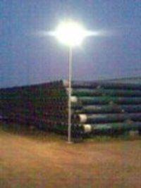 Efficient Solar Street Light