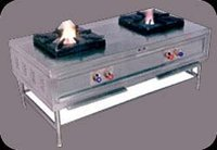PLATFORM TYPE GAS COOKING RANGE