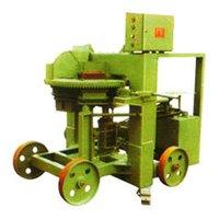 Semi Automatic Brick Machine
