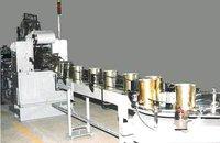 Semi Automatic Can Making Machinery