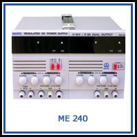Dc Regulated Power Supplies Single Channel