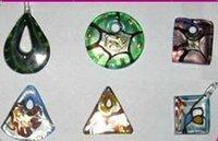 DESIGNER GLASS PENDANTS