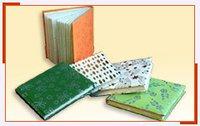 Printed Square Diaries