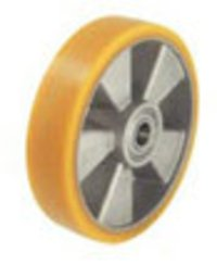 Pu Wheels With Cast Iron